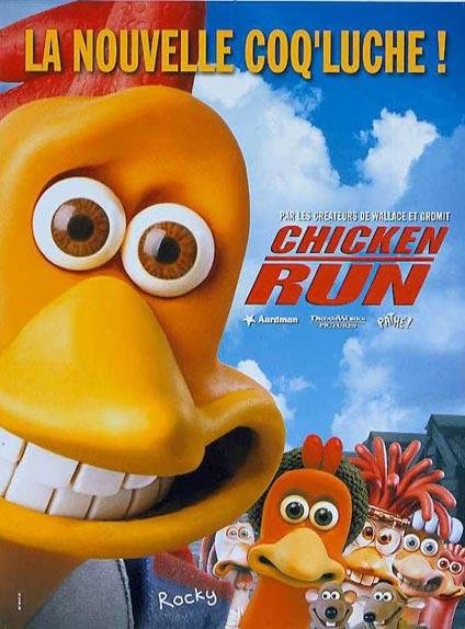 """""""Chicken Run"""" : des décors qui prennent feu..."""