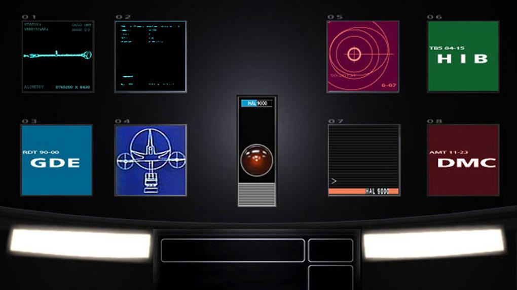 """Hal 9000 dans """"2001, l'Odyssée de l'espace"""" - L'I.A. la plus perfectionniste"""