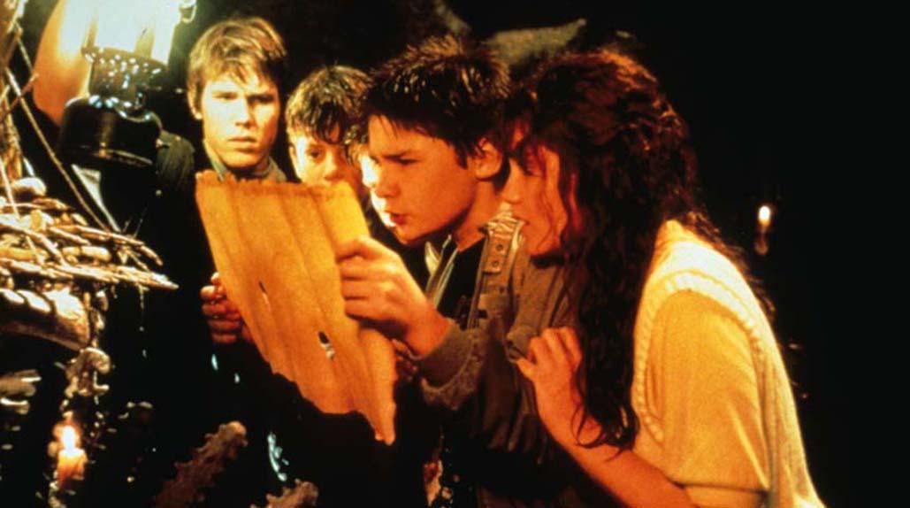 Les Goonies (1985, Josh est tout à gauche)