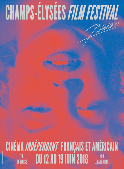 Champs-Elysées Film Festival : l'édition 2018 s'affiche !