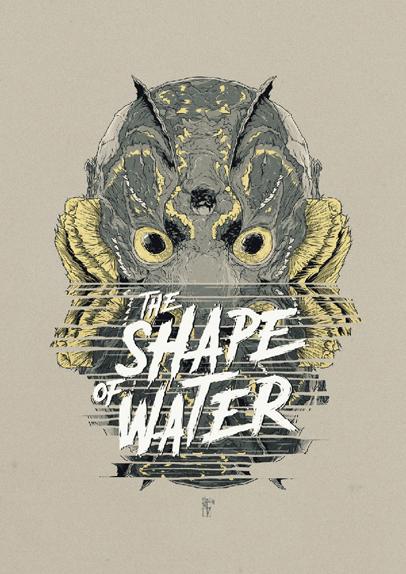 La Forme de l'eau