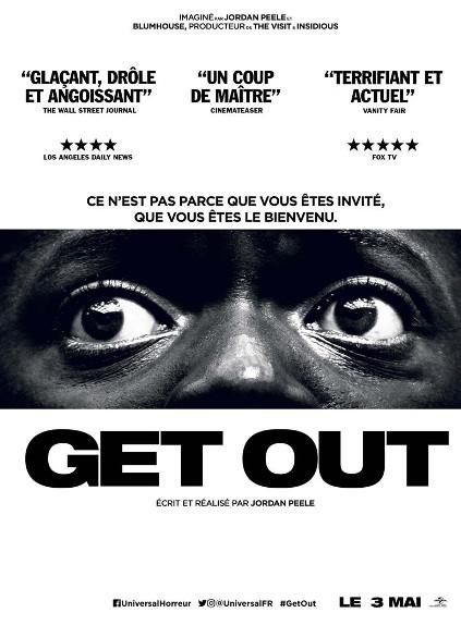 Meilleur Fim : Get Out de Jordan Peele