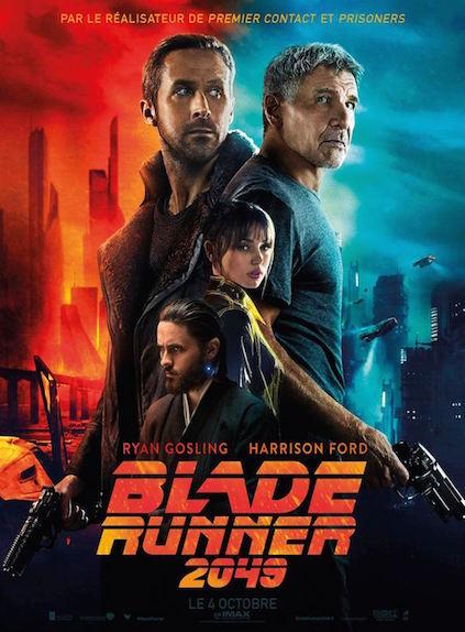 Blade Runner 2049 : 2 Oscars, meilleure photographie et effets visuels