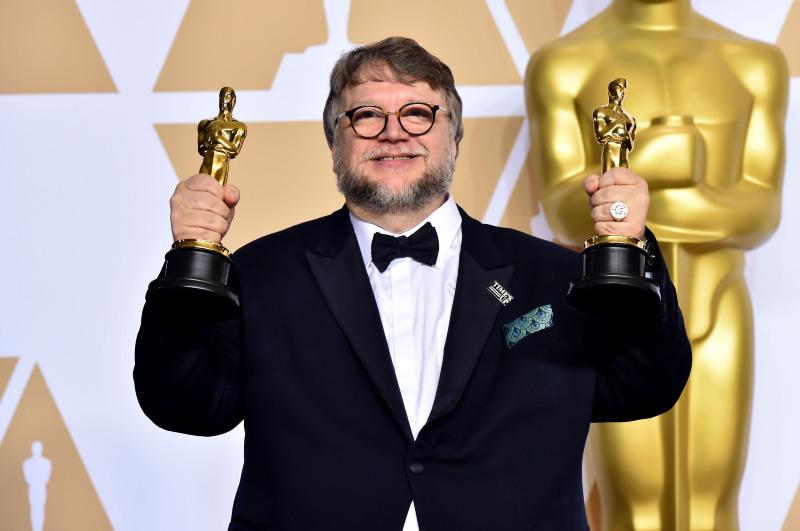 Oscar du meilleur film et du meilleur réalisateur - La Forme de l'eau (Guillermo Del Toro)