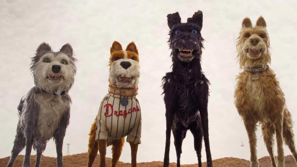 L'Ile aux chiens de Wes Anderson (à l'affiche le 11 avril 2018)