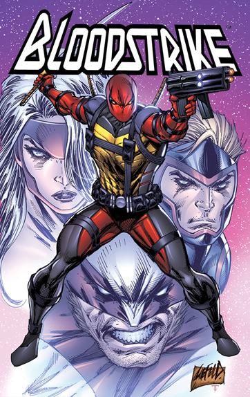 Les héros de l'Extreme Universe acquis par Netflix : Bloodstrike