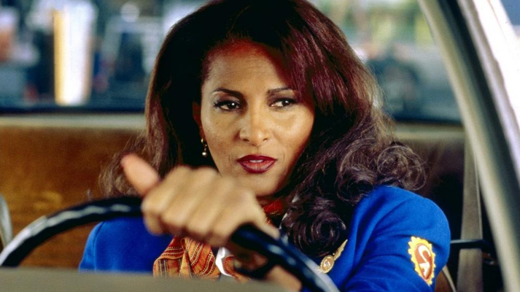 """Pam Grier dans """"Jackie Brown"""" (1997)"""