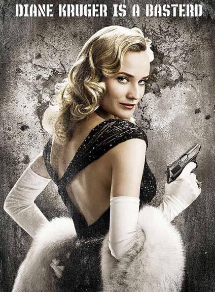 "Diane Kruger dans ""Inglourious Basterds"" (2009)"