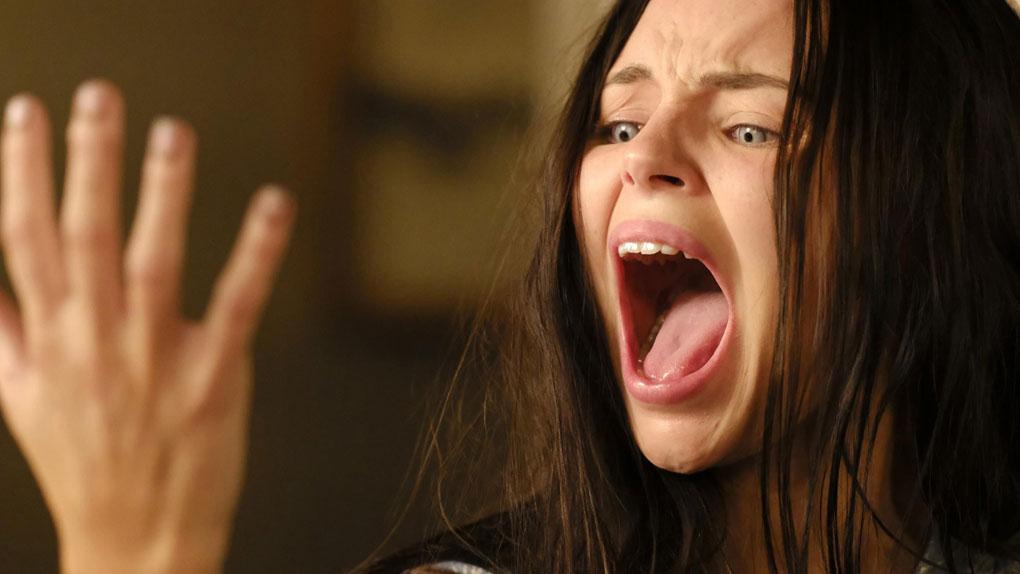 "Eline Powell dans ""Siren"" (2018)"