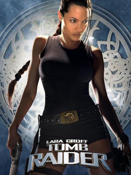 """Le triangle de lumière se trouve dans le film """"Lara Croft : Tomb Raider"""" (2001)"""