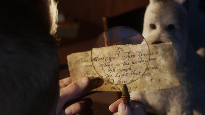 Dans quel film se trouve cette carte au trésor ? (Réponse page suivante)