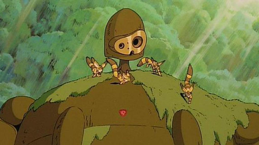 Les Robots Gardiens (Le Château dans le ciel)