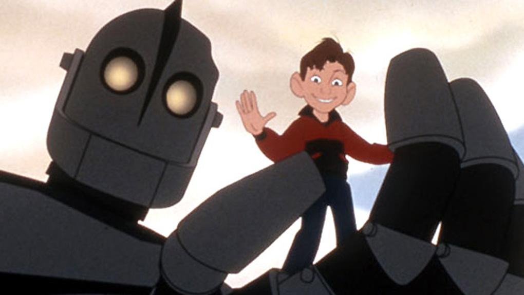 Le Robot Géant (Le Géant de Fer)