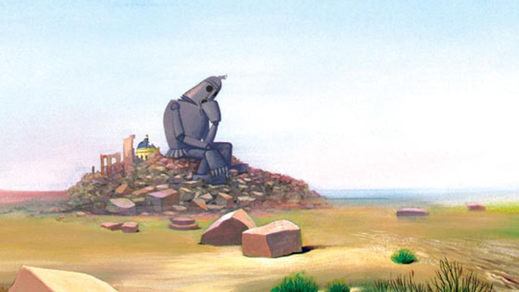 Le Robot (Le Roi et l'Oiseau)