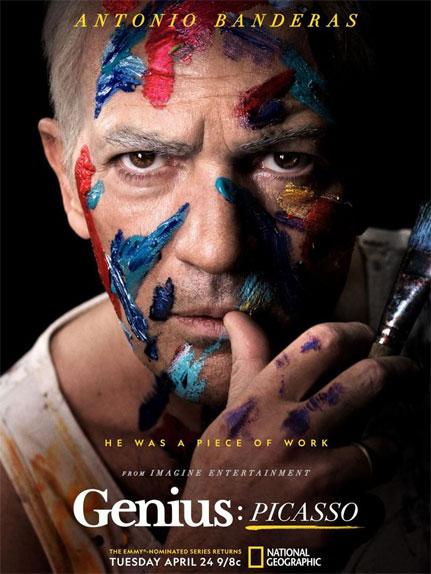 Pablo Picasso (Antonio Banderas)