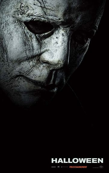 Halloween : Michael Myers s'affiche…