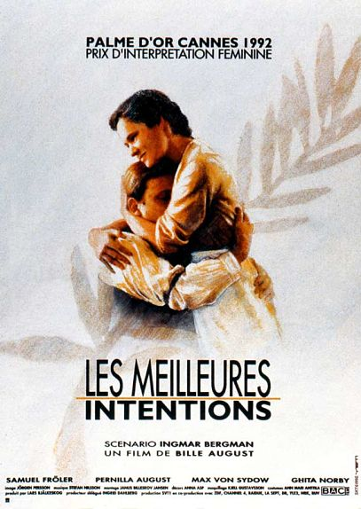 Les Meilleures Intentions (1992) : 91 503 entrées