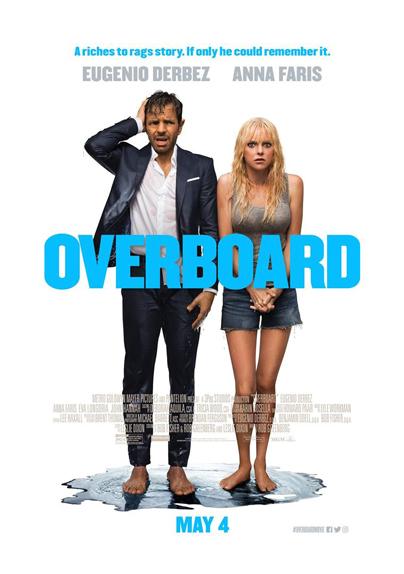 N°2 - Overboard : 14,75 millions de dollars de recettes