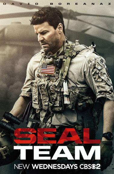Seal Team - Renouvelée pour une saison 2