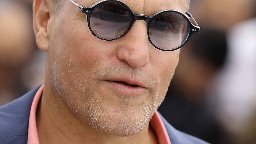 "Woody Harrelson au photocall de ""Solo"""