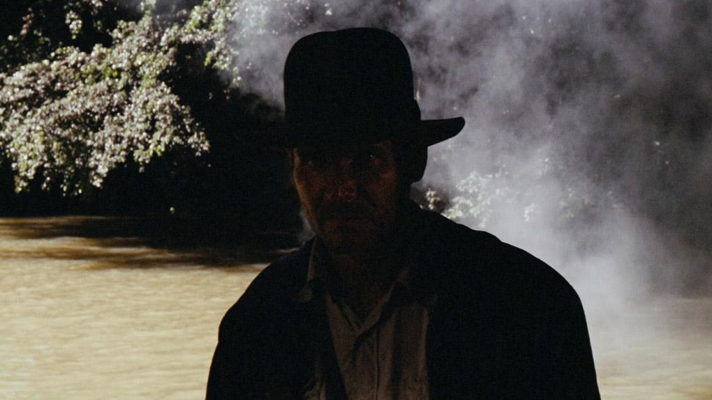 La toute première apparition d'Indiana Jones à l'écran.