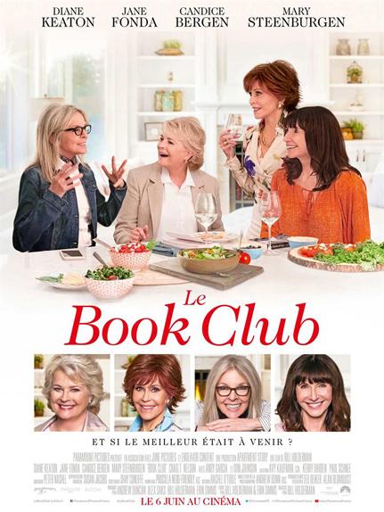 N°5 - Le Book Club : 6,8 millions de dollars de recettes