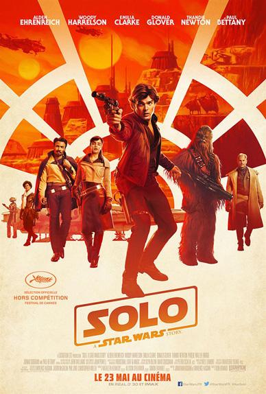 N°1 - Solo A Star Wars Story : 29,29 millions de dollars de recettes