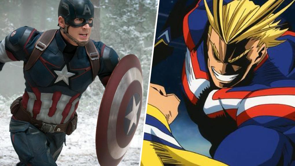 L'équivalent japonais de Captain America est...