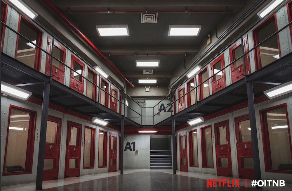Un aperçu de la nouvelle prison d'Orange Is The New Black