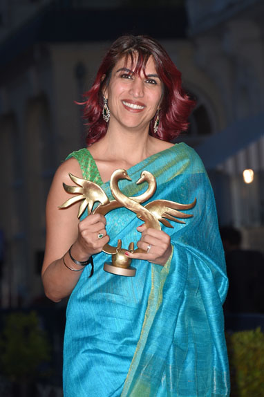 Rohena Gera reçoit le Prix du public pour Monsieur