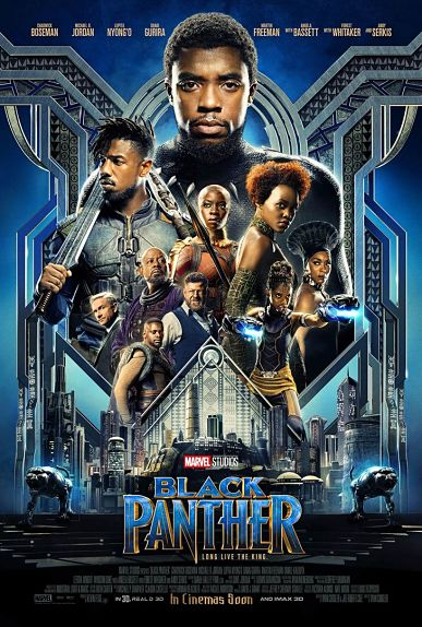 Black Panther - 4 Prix