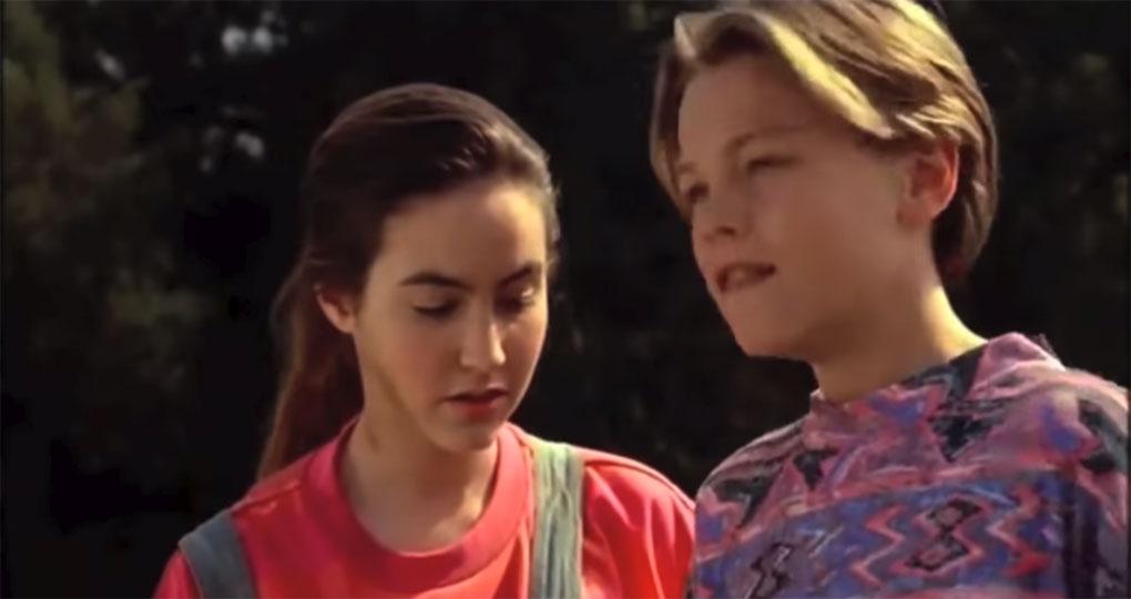 """Leonardo DiCaprio dans """"Critters 3"""""""