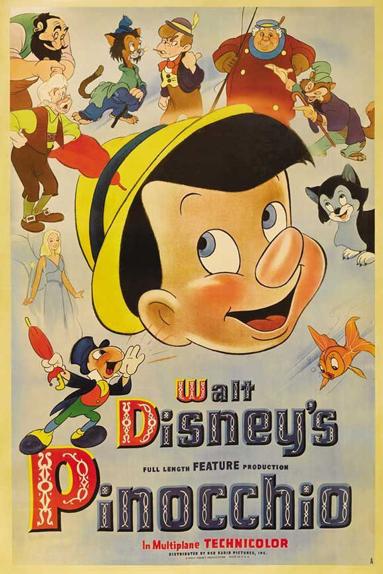 N°11 - Pinocchio : 7 846 275 entrées