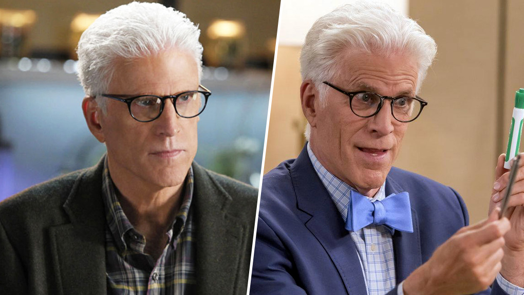 Ted Danson - D.B. Russell