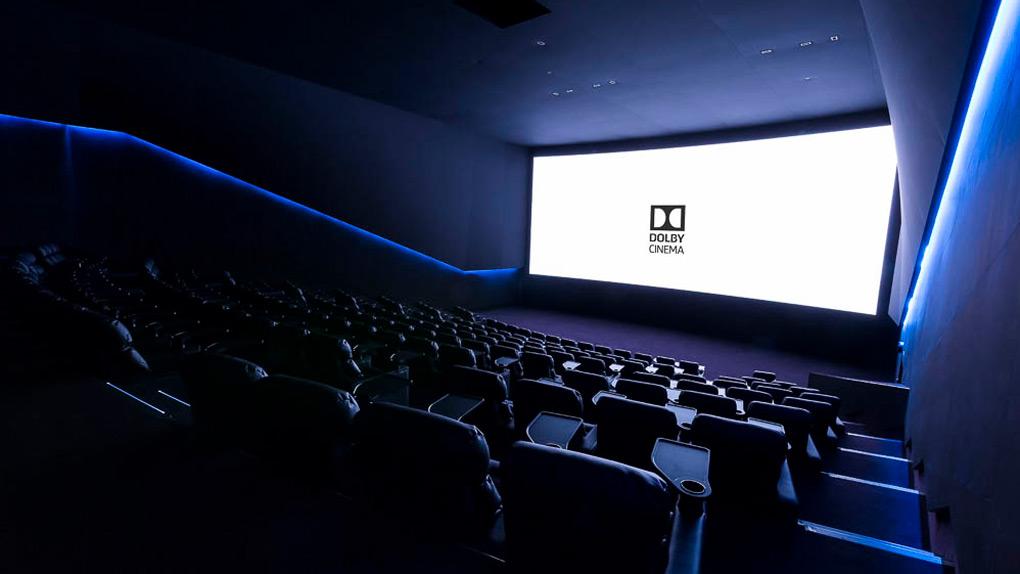 La salle DOLBY CINEMA au Pathé Massy