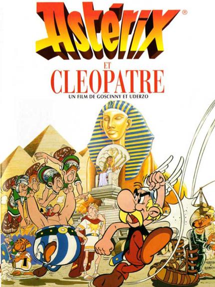 6 - Astérix et Cléopâtre (1968)