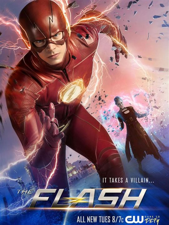 THE FLASH - Saison 5 à venir