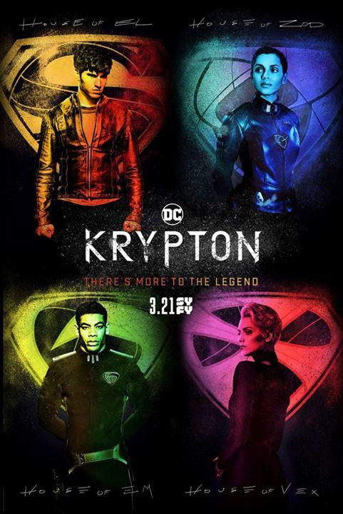 KRYPTON - Saison 2 à venir
