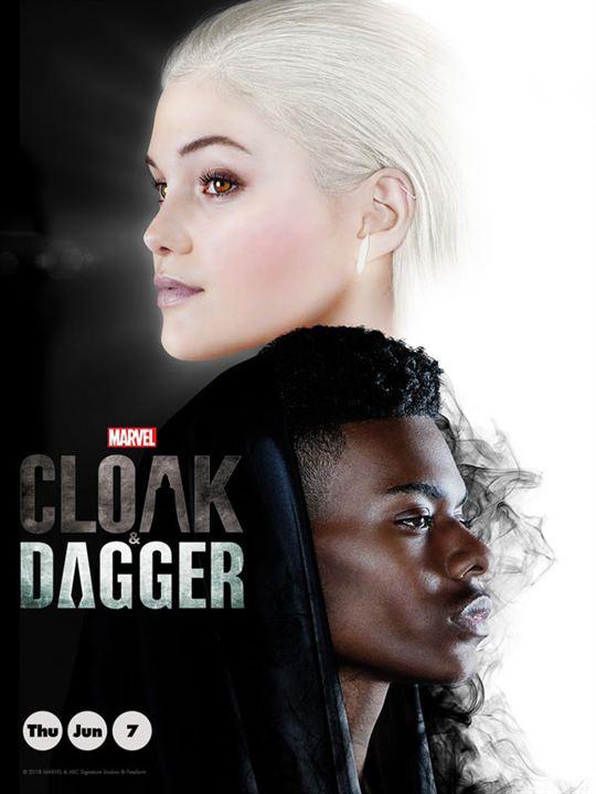 CLOAK AND DAGGER - Saison 2 non annoncée