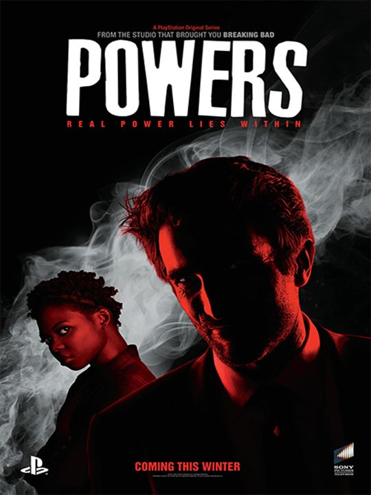 POWERS - Annulée