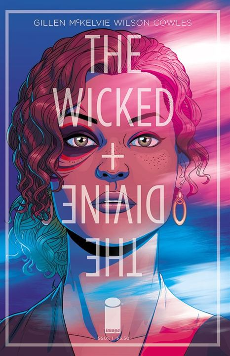 THE WICKED + THE DIVINE - Projet