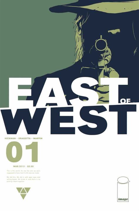 EAST OF WEST - Projet Amazon