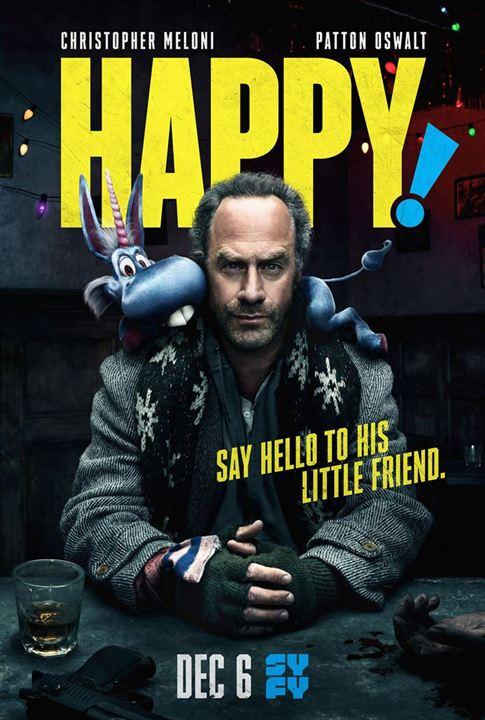 HAPPY! - Saison 2 à venir