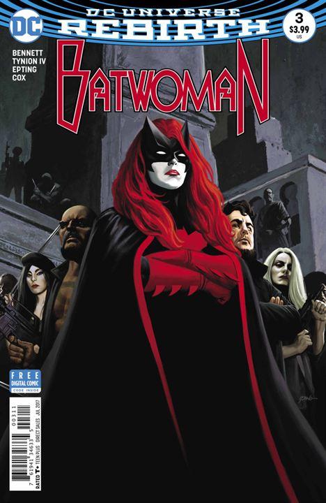 BATWOMAN - Projet pour la CW