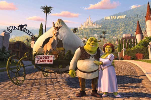 2004 - Shrek 2 : 7 142 430 entrées