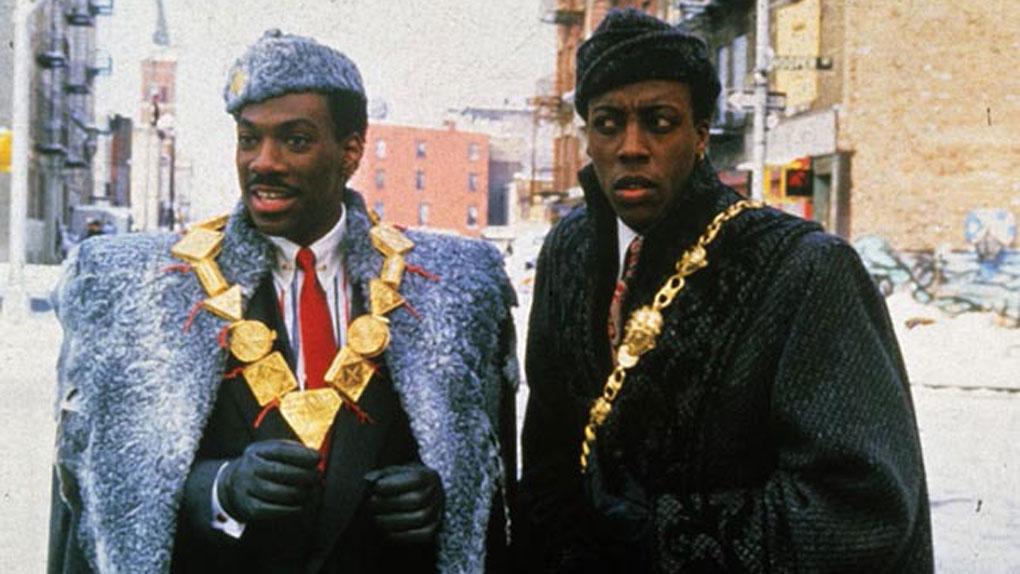 1988 - Un Prince à New York : 1 937 163 entrées