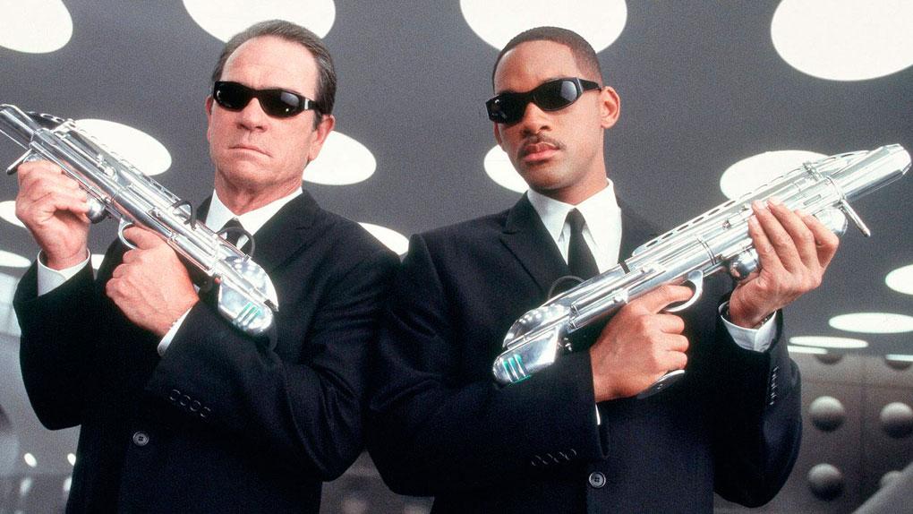 1997 - Men In Black : 5 759 410 entrées