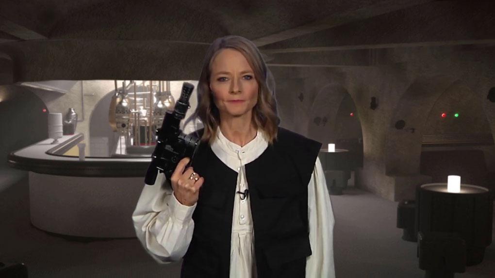 1 - Elle a failli jouer la princesse Leia