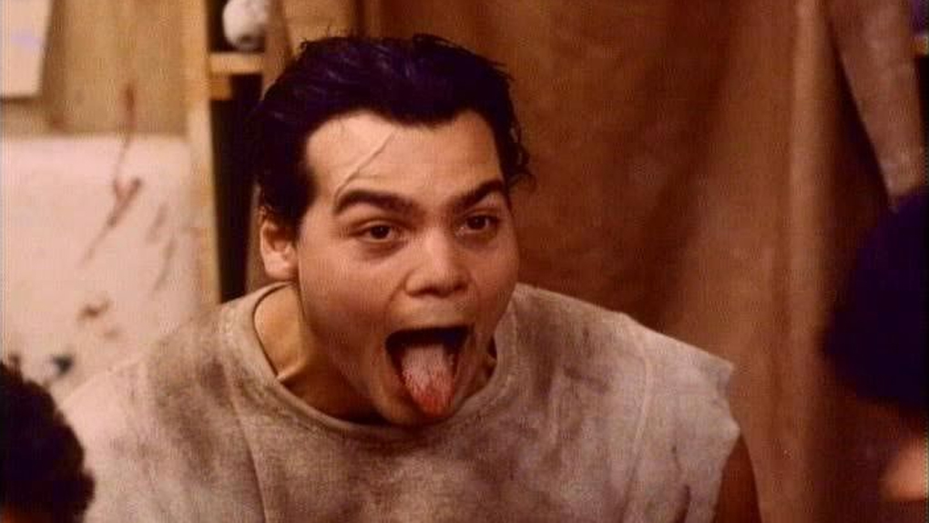 """Vincent D'Onofrio dans """"The First Turn-On!"""" (1983)"""