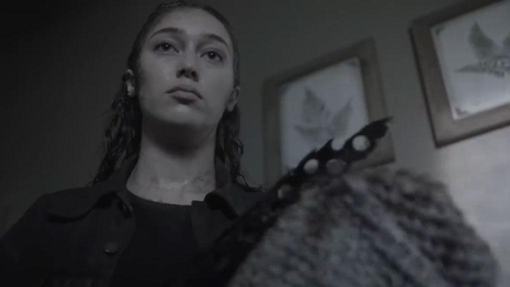Alicia, encore sur la route de la vengeance